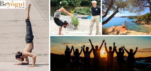 One week Dharma Yoga retreat with JEROME BURDI from NY + EFT Tapping workshop
