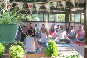 Capacitación intensiva para maestros de yoga - https://beyoguievent.com/yoga-teacher-training-spain/