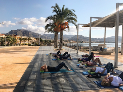 Yoga Retreat Spain 2019 - www.beyoguievent.com
