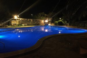 Swimming pool night - beyoguievent.com