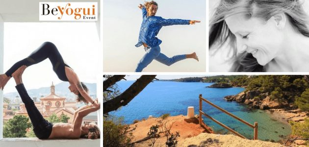 Yoga Retreat Between EARTH & SKY With Mehdi Zidhane and Arianne