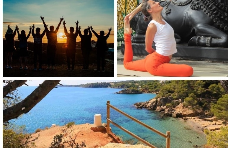 7 Days Yoga retreat with MARINA BERGAMIN