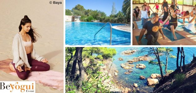 7 Days Yoga holiday in Spain with Safia + workshops