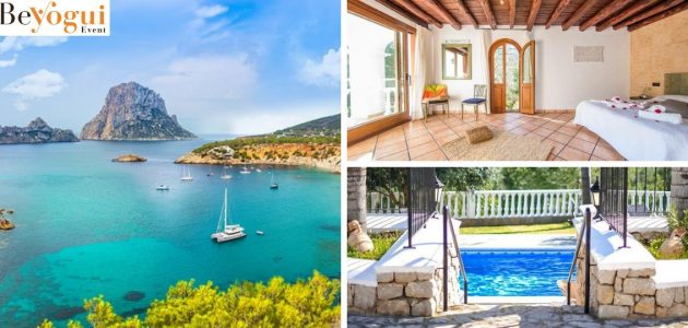 Magical & Revitalizing Yoga retreat in Ibiza